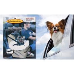 Autóülés háziállatok számára
