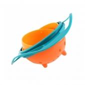Gyro Bowl – kúzelná miska pre deti s rotáciou až 360°