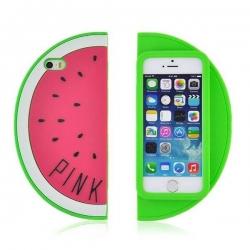 PINK dinnye alakú stílusos telefontok - rózsaszín