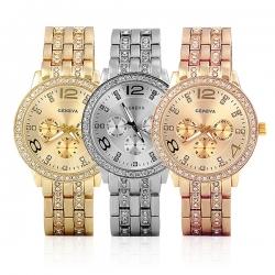 Geneva Luxusné dámske hodinky