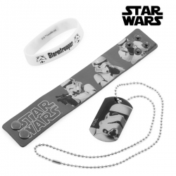 Stormtrooper Star Wars Karkötők és Nyaklánc