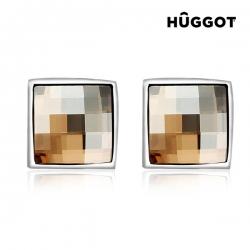 Autumn Hûggot ródiumozott fülbevalók Swarovski® kristályokkal