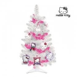 Hello Kitty Karácsonyfa Díszekkel
