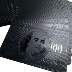 Fekete póker kártyák