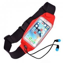 Športové puzdro na smartfón cez rameno