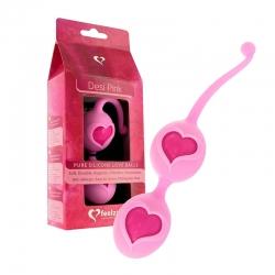 Desi Love Golyók Rózsaszín FeelzToys E21148