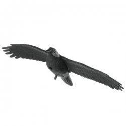 Repülő madárijesztő varjú