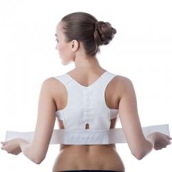 Magnetický pás na chrbticu Dr. Levina
