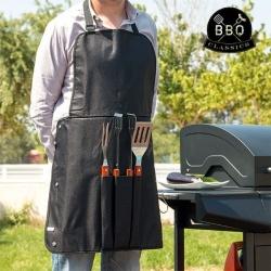 BBQ CLASSICS Náradie na grill a zástera