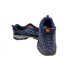 Trekové topánky modré vel.42