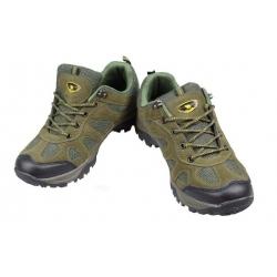 Trekové topánky zelené vel.42