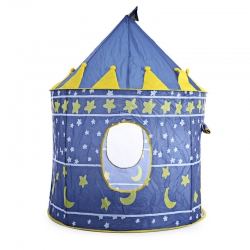 Gyereksátor- kék vár