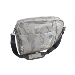 Taška / ruksak na notebook šedý maskáč