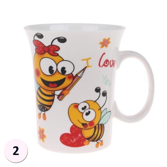 Hrnček včielka 250 ml