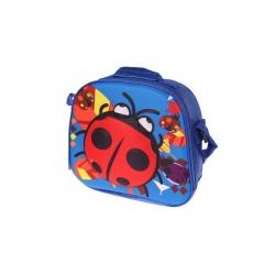 Gyerek 3D katicabogaras táska