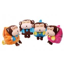 Plüss hátizsák (majmocskák)