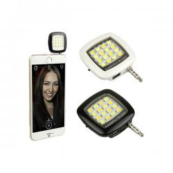 Külső LED lámpa okostelefonhoz