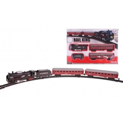 Rail King vonatkészlet