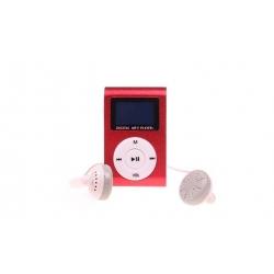 Mini MP3-lejátszó kijelzővel