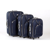 Bőrönd szett - 3 darab