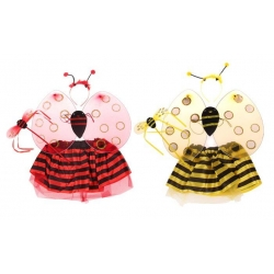 Katicabogár / méh jelmez