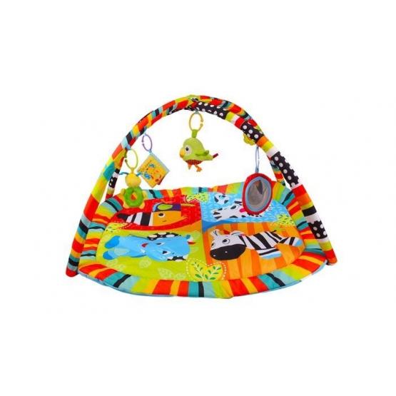 Játék szőnyeg állvánnyal Happy Birds!