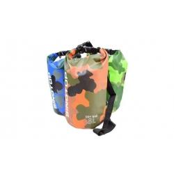 Vízálló táska álcázás 5 l