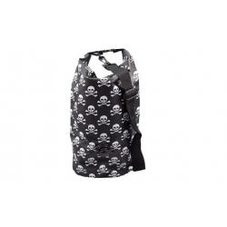 Vízálló táska koponya 10 l