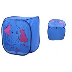Játék tároló box elefánt