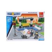 Építőkészlet gyerekeknek rendőrség