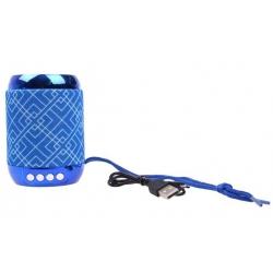 Hordozható KL3528 hangszóró kék
