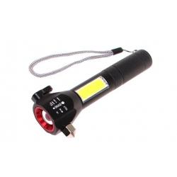 Többfunkciós lámpa T6-28 piros