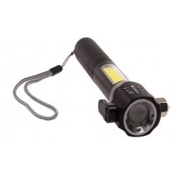 Multifunkcionális lámpa T6-28 ezüst