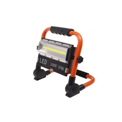 Hordozható LED reflektor 100W
