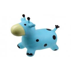 Ugráló gyerekeknek - tehén kék