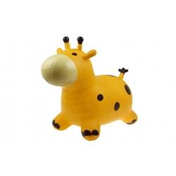 Ugráló gyerekeknek - tehén sárga